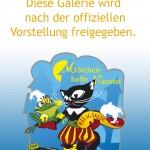 Kinder-Stadtprinz mit Hofmarschall