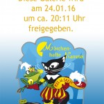 Stadtprinz und Hofmarschall 2016